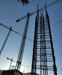 seguro de la construcción